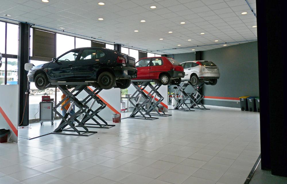 Repara Tu Vehículo alquiler de boxes mecánicos