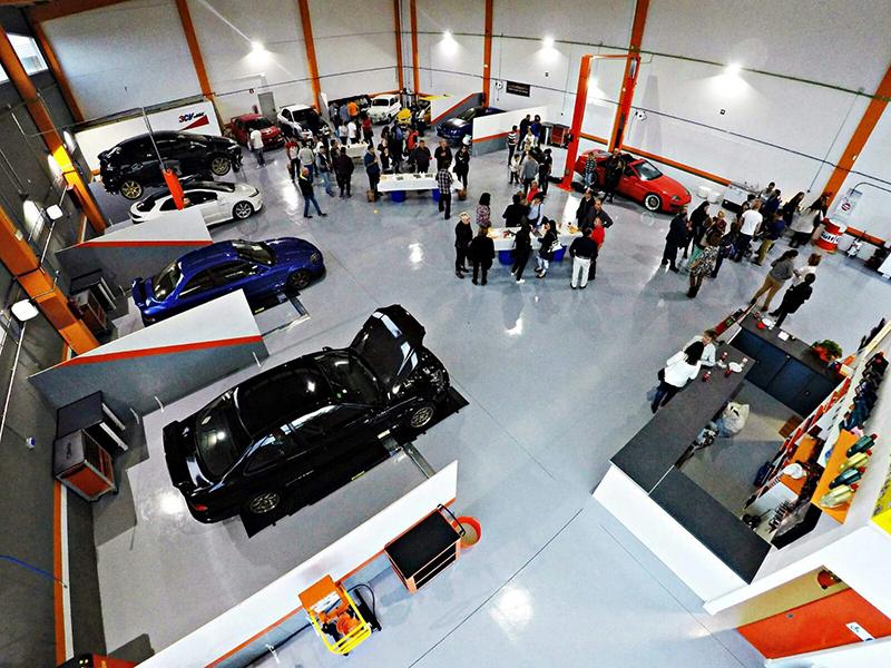 El alquiler de boxes de mecánica llega a Reus