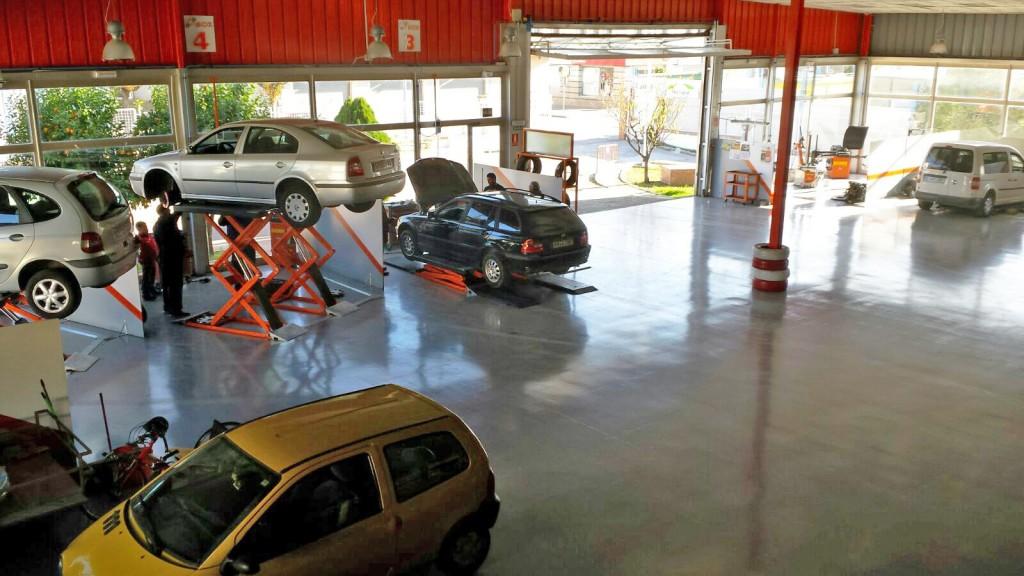 repara tu vehiculo granada