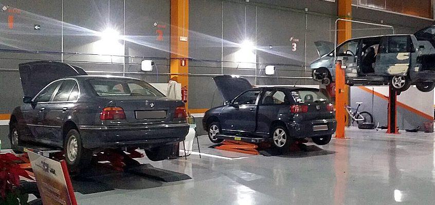 alquiler boxes mecanica repara tu vehiculo