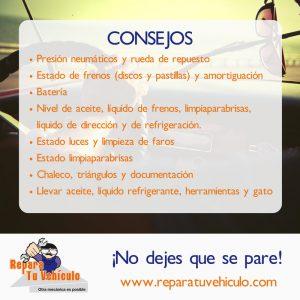 repara tu vehiculo consejos