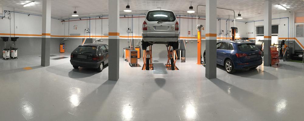 Nuevo centro Repara Tu Vehículo en Murcia