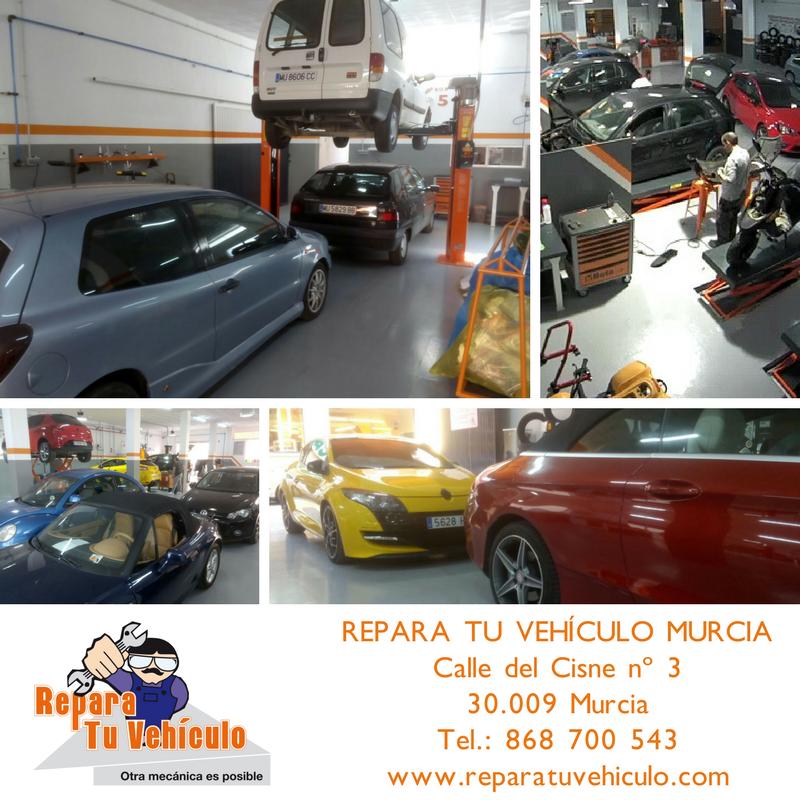 alquiler boxes mecánica Murcia Repara Tu Vehículo