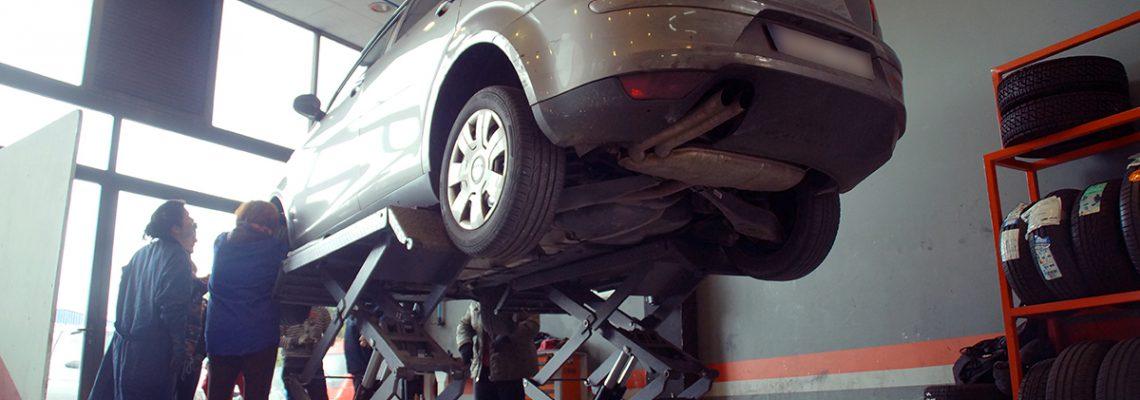 curso mecanica mujeres andragunea repara tu vehiculo iurreta coche