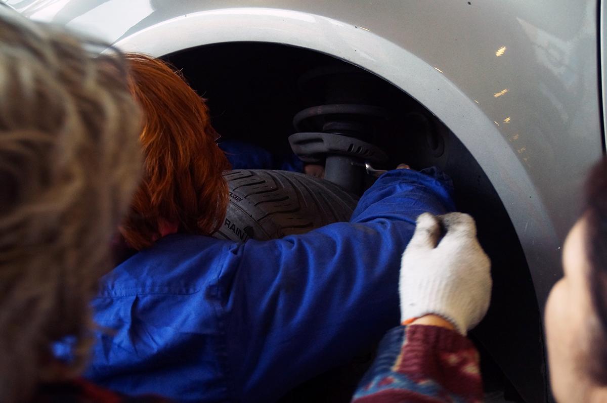 curso mecanica mujeres andragunea repara tu vehiculo iurreta