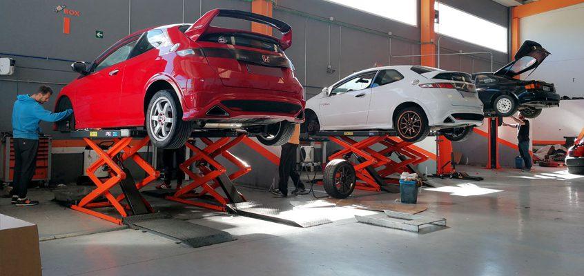 como preparar tu coche para el verano repara tu vehiculo alquiler boxes
