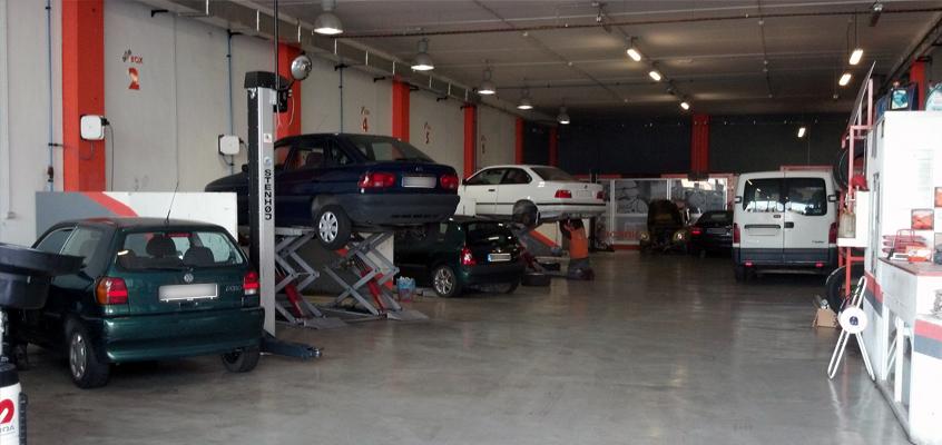 centro repara tu vehiculo barakaldo coches
