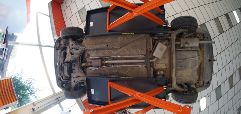 coche elevador repara tu vehículo granada
