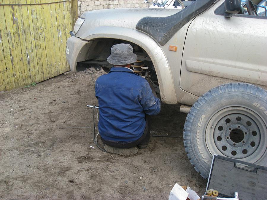 reparación coches