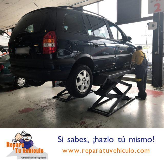 Usuario Repara Tu Vehículo alquiler boxes mecánica