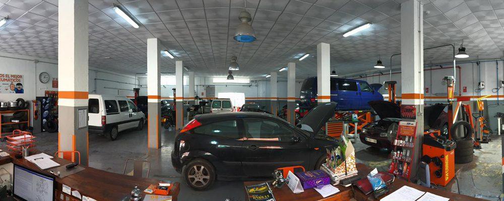 Repara Tu Vehículo Murcia centro panoramica
