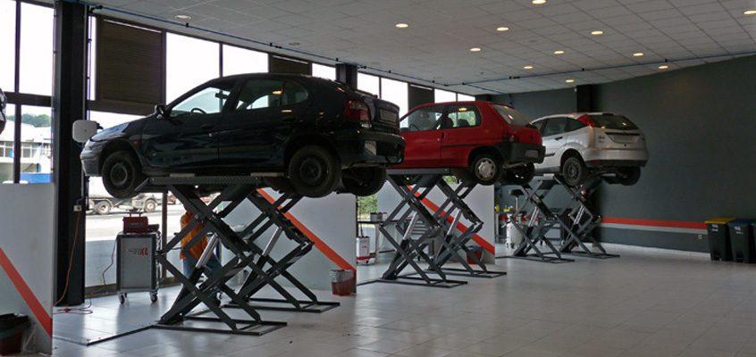 Centro Repara Tu Vehiculo Iurreta